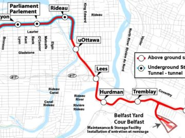 đường sắt đô thị ottawa